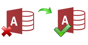 recover Microsoft access .mdb/.accdb database